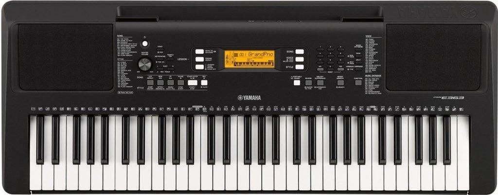 Teclado Yamaha PSR-363