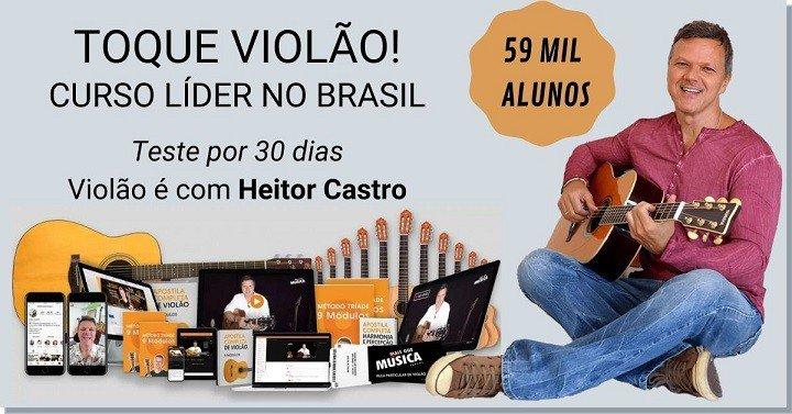 Método Tríade de Violão com Heitor Castro